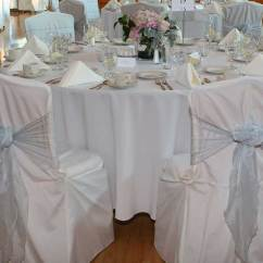 Chair Covers Wedding Yorkshire Dining Table 8 Chairs Dj Beats