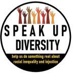 Speak Up Diversity logo