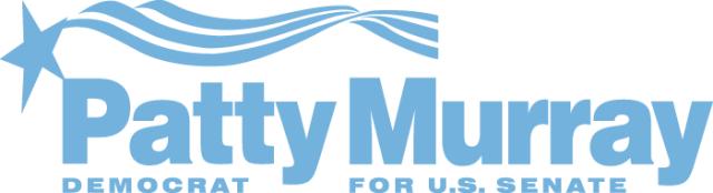 Patty Murray logo