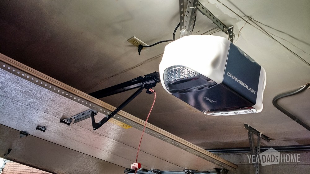 medium resolution of replacing a garage door opener