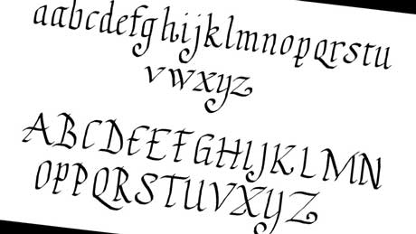 The Art of Beautiful Letters