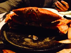 osso steakhouse crab