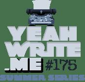 YeahWrite Summer 2014- Metal and Rain
