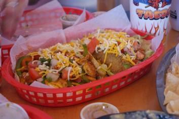 Torchy's Tacos, Fried avocado!