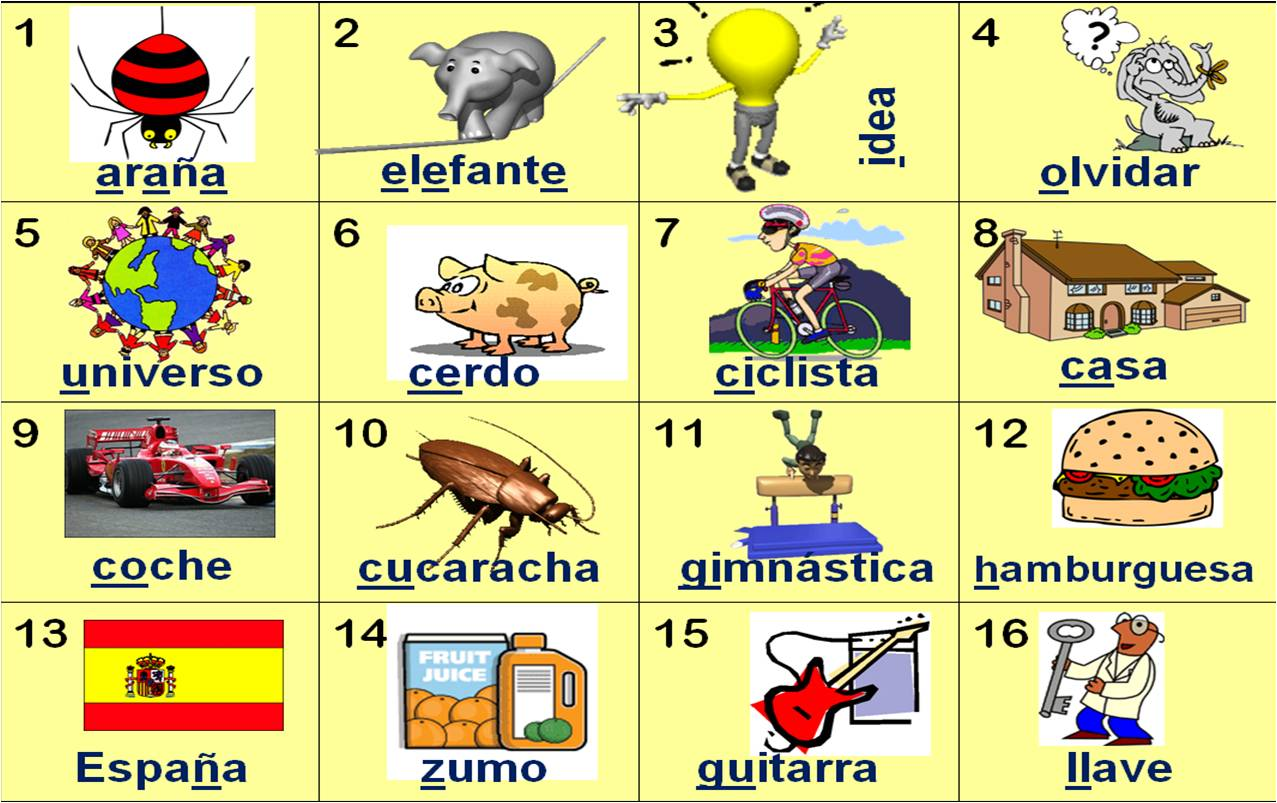 10 Fun Ways To Teach Spanish Vocabulary That Work
