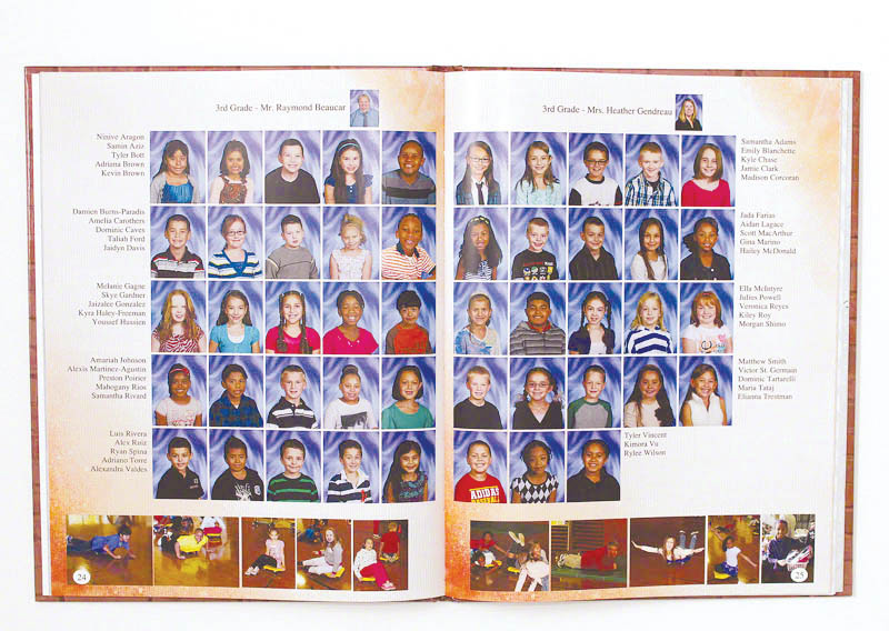 Stafford Elementary School 2014 Class Photos  Yearbook Discoveries