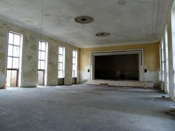 Theatre auditorium