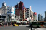 busy tokyo junction