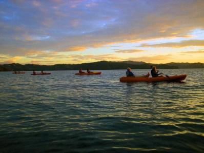 CR Sunset Kayak 1
