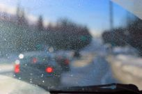 February 9, 2013: Windshield