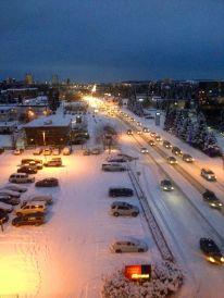 January 17, 2013: Traffic