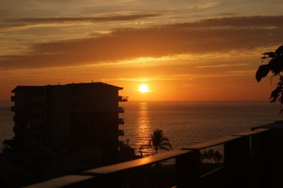 May 9, 2013: Puerto Vallarta Sunset