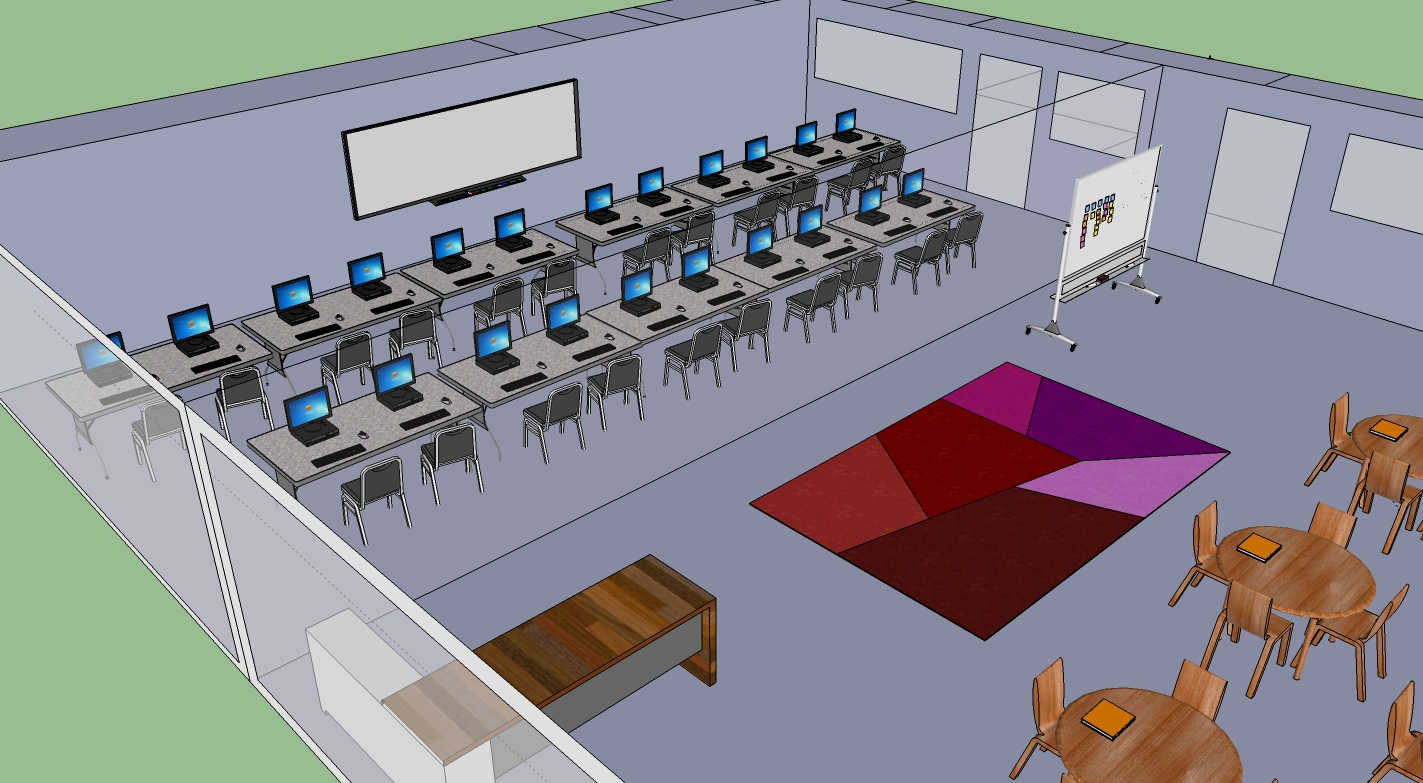 DESIGN ROOFTOP CLASSROOMS OF 2063  yearning2learn