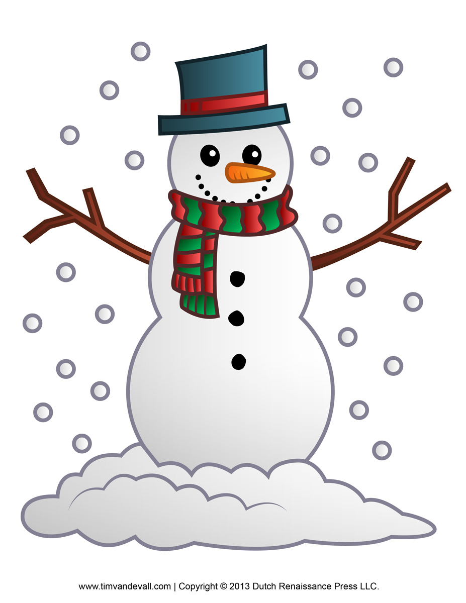 Refreshing image inside printable snowman pictures