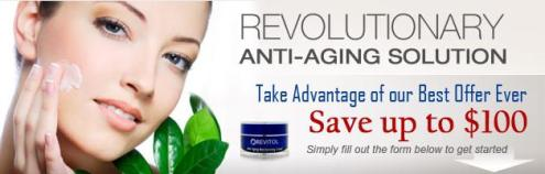 anti-aging solution by revitol