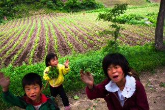 North Korean Kids