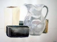 First Watercolor Villanova / 1988