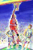 Michael Jordan 14x12 / 2002
