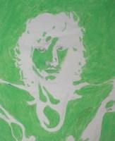Jim Morrison 8.5x11 / 1991