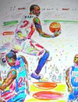 Dwayne Wade 11x14 / 2007