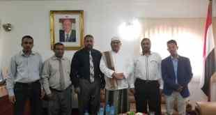 مجلس الإدارة بالمدرسة اليمنية