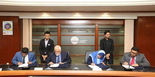 توقيع إتفاقية تعاون