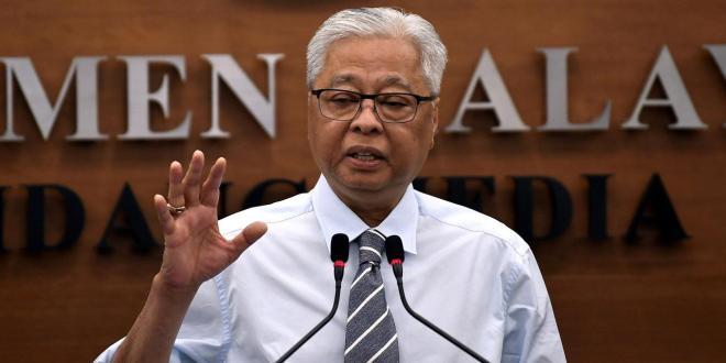 إعلان مرتقب لرئيس الوزراء الماليزي