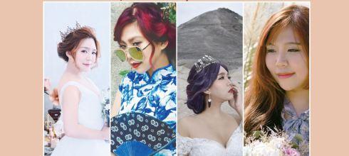 |Wedding|新娘染髮顏色該怎麼選? 婚紗婚禮染髮聖經