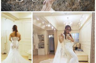  Wedding CP值超高的小資婚紗。JE wedding 婚紗禮服試穿10套紀錄