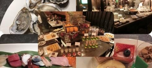 食記◎--【香港】九龍貝爾特酒店。潮食街晚餐饗宴自助吧