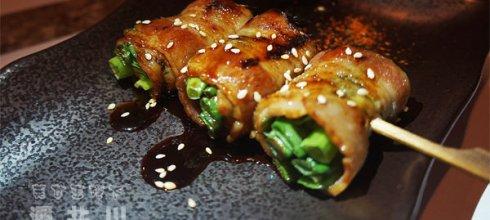 食記◎--【士林 芝山】美味的澠井川日式串燒居酒屋.上班族的美食