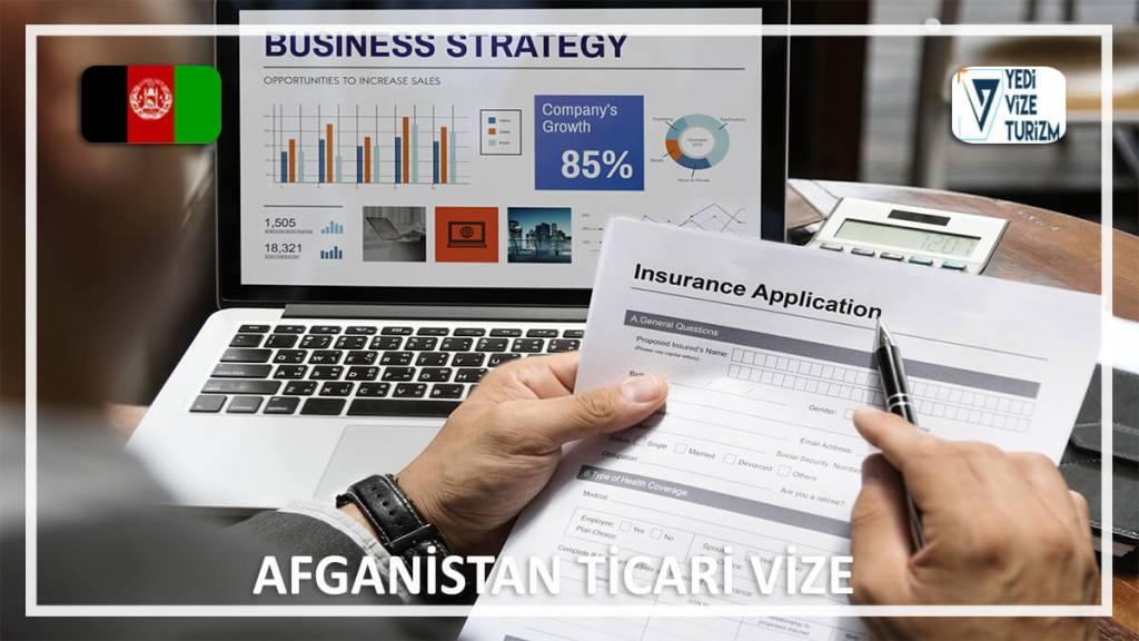 Ticari Vize Afganistan