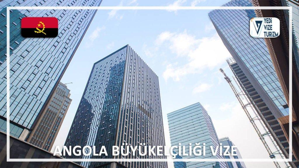 Büyükelçiliği Vize Angola
