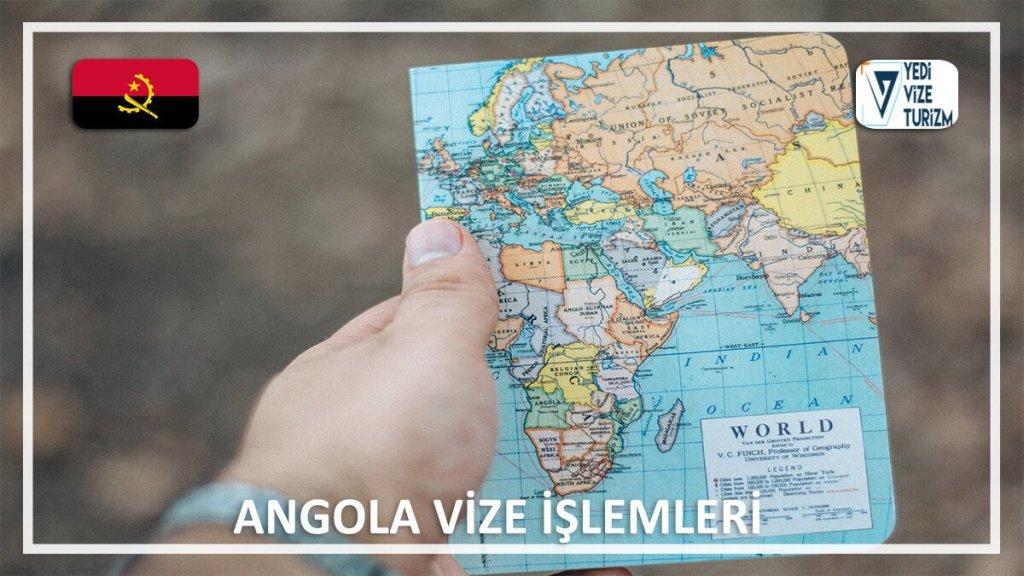 Vize İşlemleri Angola