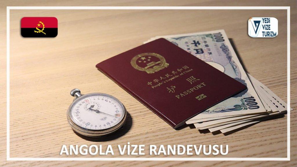 Vize Randevusu Angola