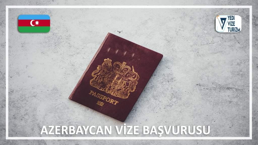 Vize Başvurusu Azerbaycan