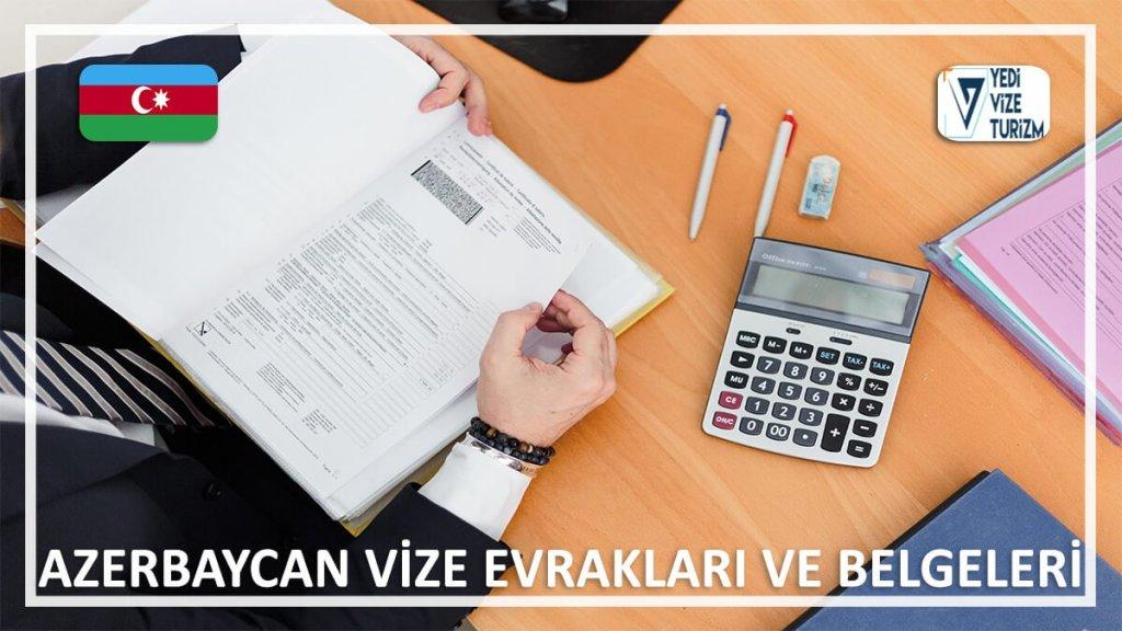 Vize Evrakları Ve Belgeleri Azerbaycan