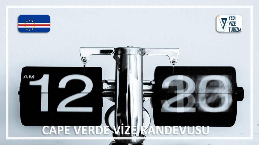 Vize Randevusu Cape Verde