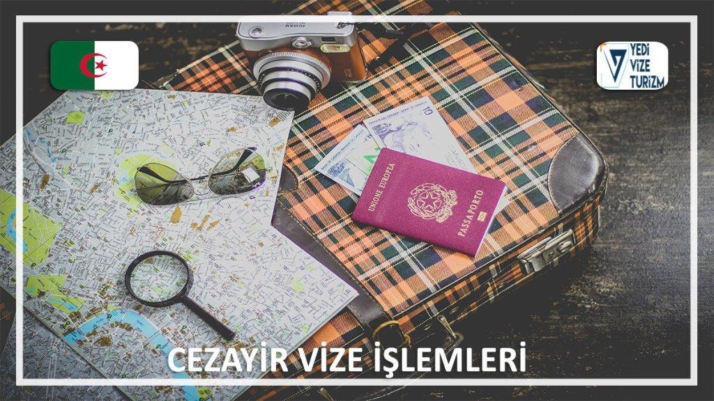 Vize İşlemleri Cezayir