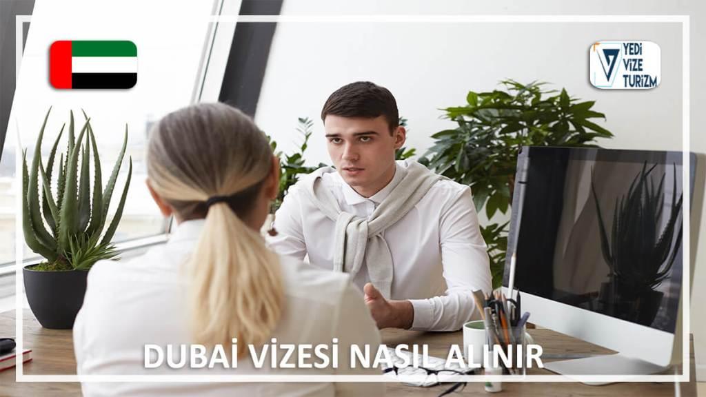 Vizesi Nasıl Alınır Dubai