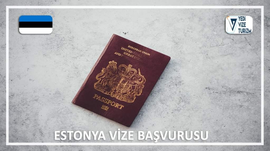 Vize Başvurusu Estonya