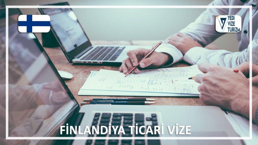Ticari Vize Finlandiya