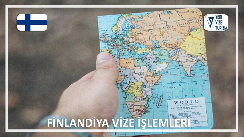 Vize İşlemleri Finlandiya