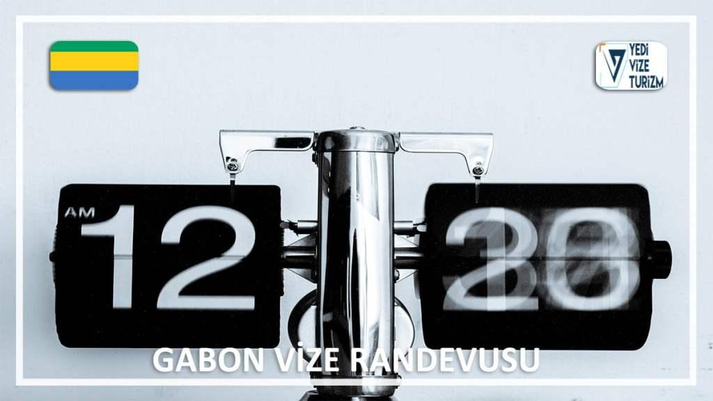 Vize Randevusu Gabon