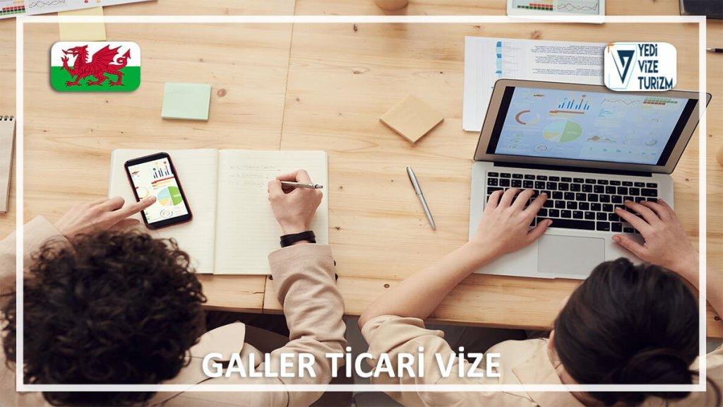 Ticari Vize Galler