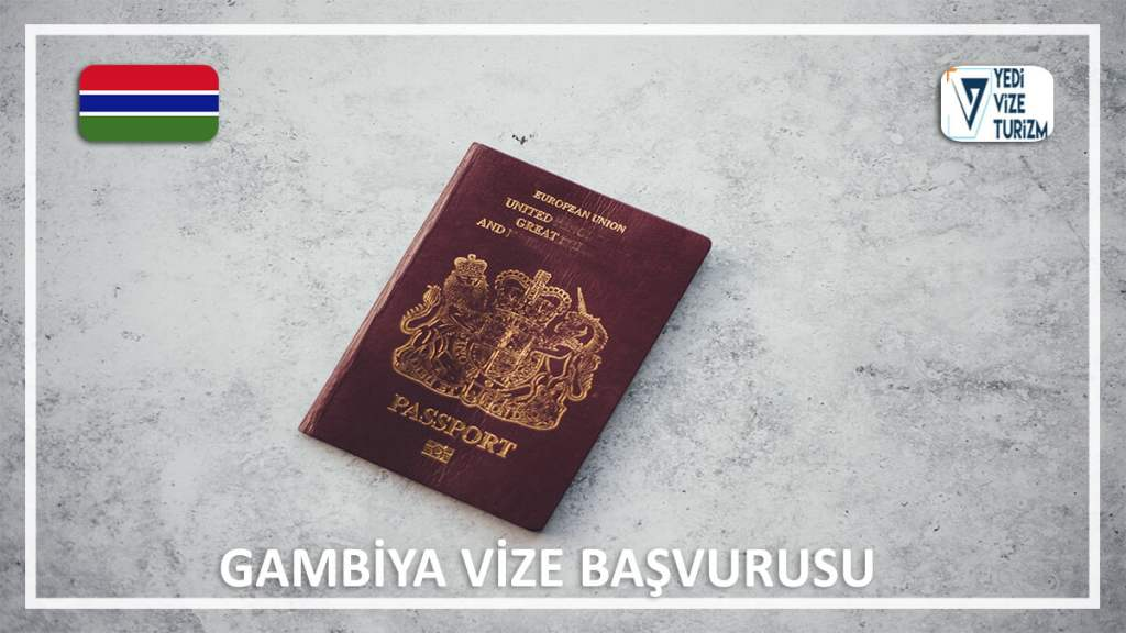 Vize Başvurusu Gambiya