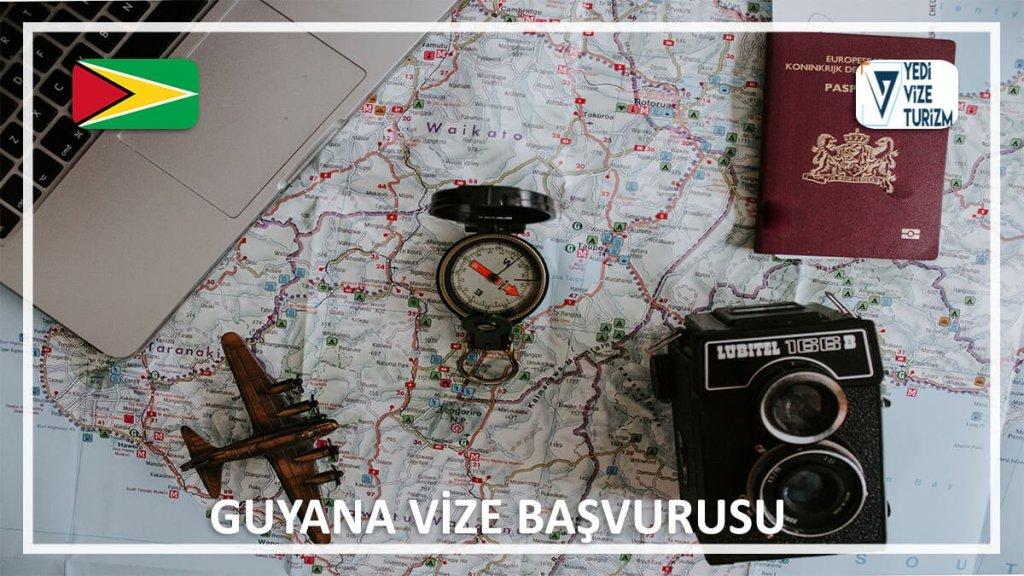 Vize Başvurusu Guyana