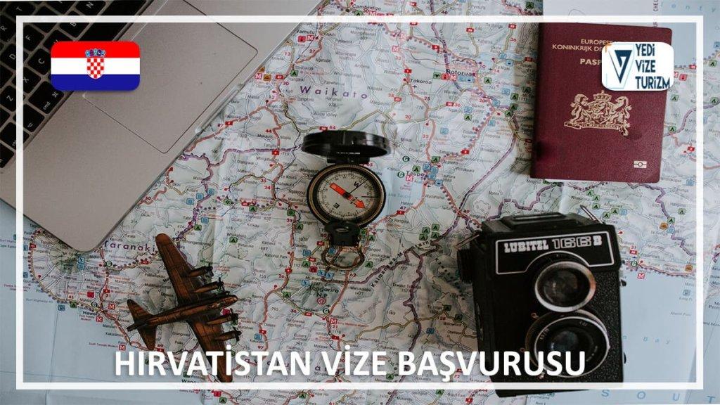 Vize Başvurusu Hırvatistan