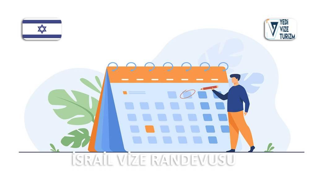 Vize Randevusu İsrail
