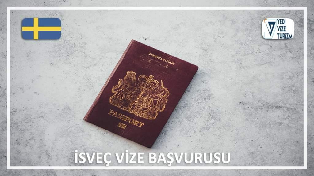Vize Başvurusu İsveç